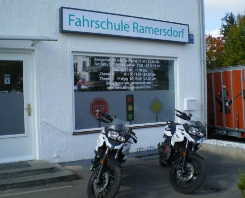 Motorradfahrschule - Fahrschuile Klasse A